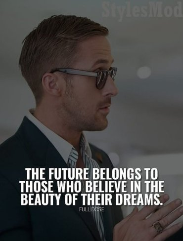 Future Belong to Those who Believe Dreams - Future Quotes
