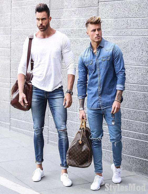 Unforgettable Style of Men's Fashion & Looks for 2019