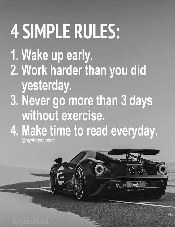 4 Simple Rules of Life - Best Life Quotes