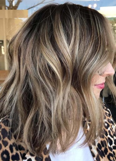 Ash Ombre Hair Color Ideas for 2019