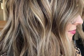 Ash Ombre Hair Color Ideas for 2019