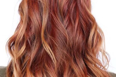 Copper Red Hair Color Trends in 2019
