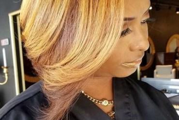Dark Golden Mahogany Blonde Hair Color Ideas for 2019