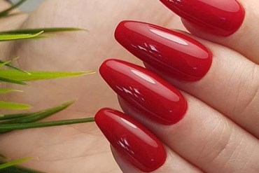 Hottest Red Nail Arts & Designs in 2019