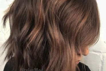 Lovely Milk Chocolate Hair Color Highlights In 2019