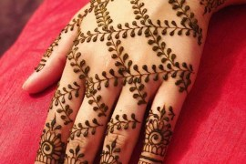 Mind Blowing Henna Mehndi Designs for Girls