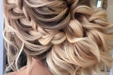 Stunning Braided Bun Hairstyles To Follow In 2019