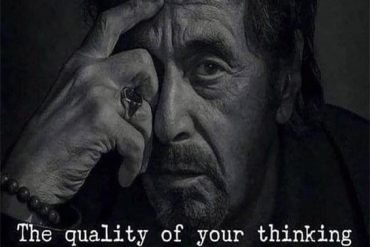 The Quality of Your Thinking - Thinking Quotes for 2019