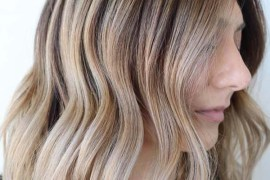 Blended Blonde Bob You Must See in 2019