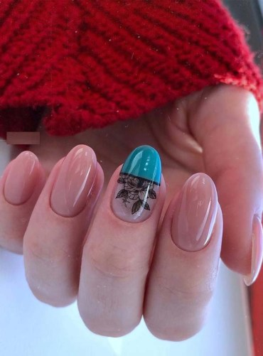 Cute Designs Of Pink Nail Arts in 2019