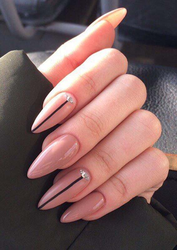 Cutest Pink Nail Arts Designs & Images for 2019