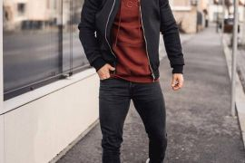 Latest Men's Fashion Style & Outfit Ideas In 2019