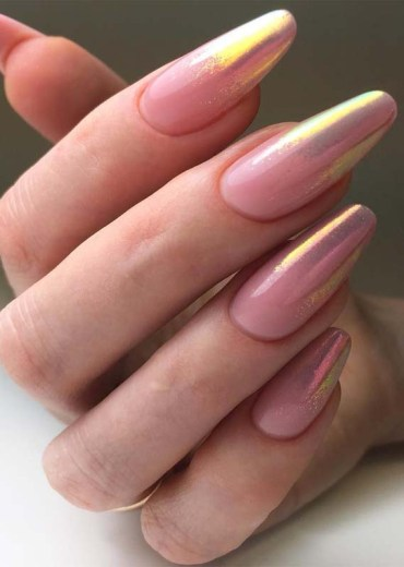 Long Nail Art Designs & Images in 2019