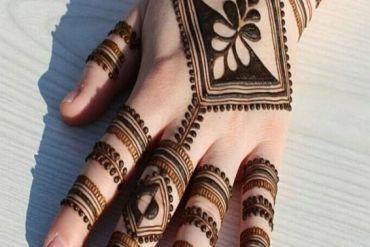 Simple & Cutest Mehndi Designs for Beautiful Hands