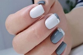 Simple Nail Art Ideas & Style To Try Now