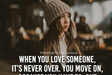 When you Love Someone - Best Quotes About Love