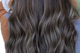 Chocolate Brown Hair Colors & Styles in 2019