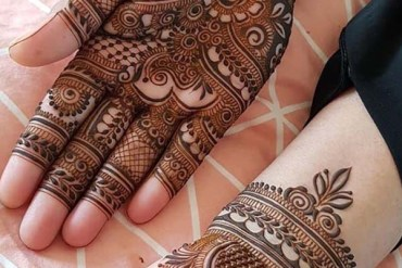 Elegant Mehndi or Henna Arts to Follow in 2019