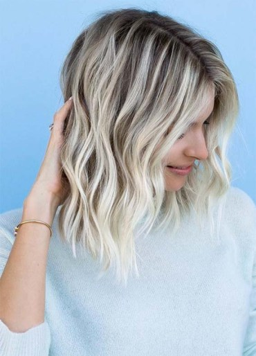 Favorite Rooted Blonde Short Haircuts in 2019