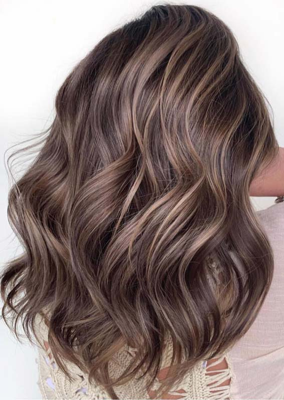 Modern Brunette Balayage Hair Colors Amp Styles In Year 2019