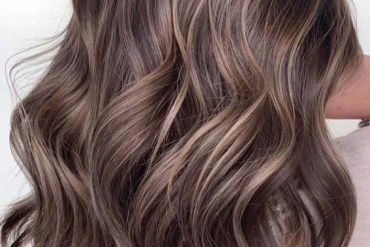 Modern Brunette Balayage Hair Colors & Styles in 2019