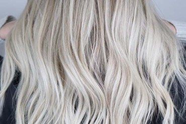 Perfect Blends Of Ash Blonde Hair Colors for 2019