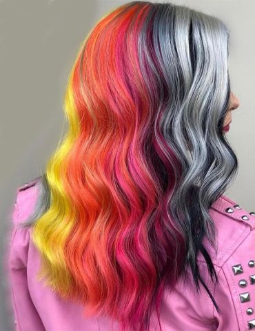 Pretty Hair Color Highlights & Shades for Every Girls
