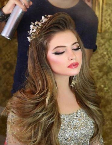Stunning Wedding Hairstyles Trend for 2019 Girls