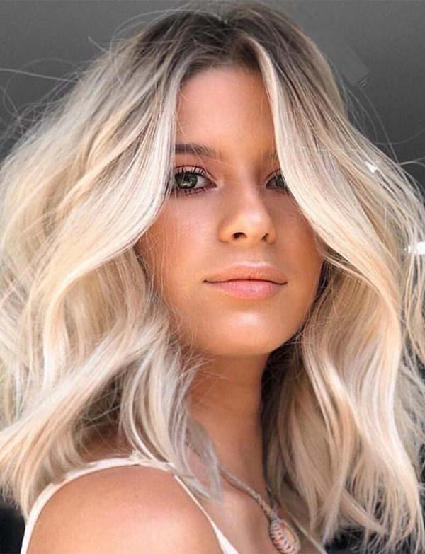 Dreamy Blonde Hair Color Shades in 2019