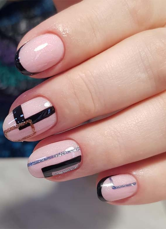 Fresh Patterns of Pink Nail Arts for 2019