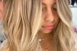 Golden blonde hair color ideas for 2019