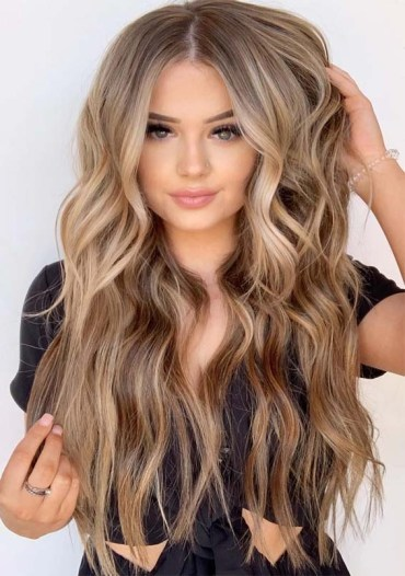 Gorgeous Long Hairstyles for Girls 2019