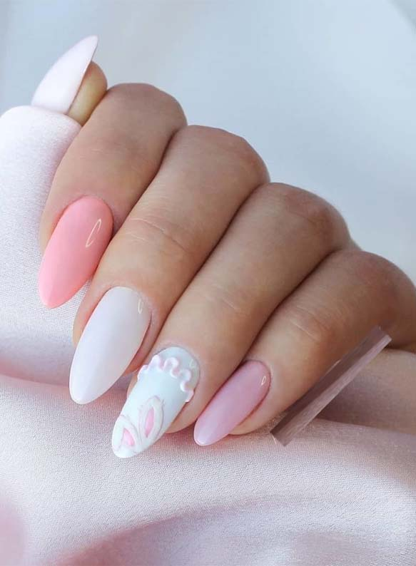Most Beautiful Nail Designs For Girls To Create In 2019