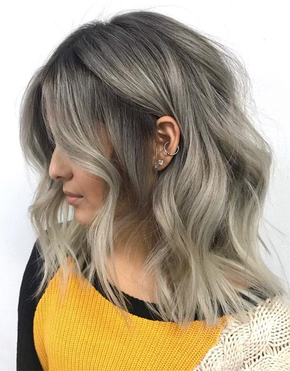 Natural Ash Blonde Hair Color Style You Must Try