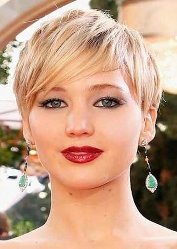 Short Pixie Layered Haircuts for 2019