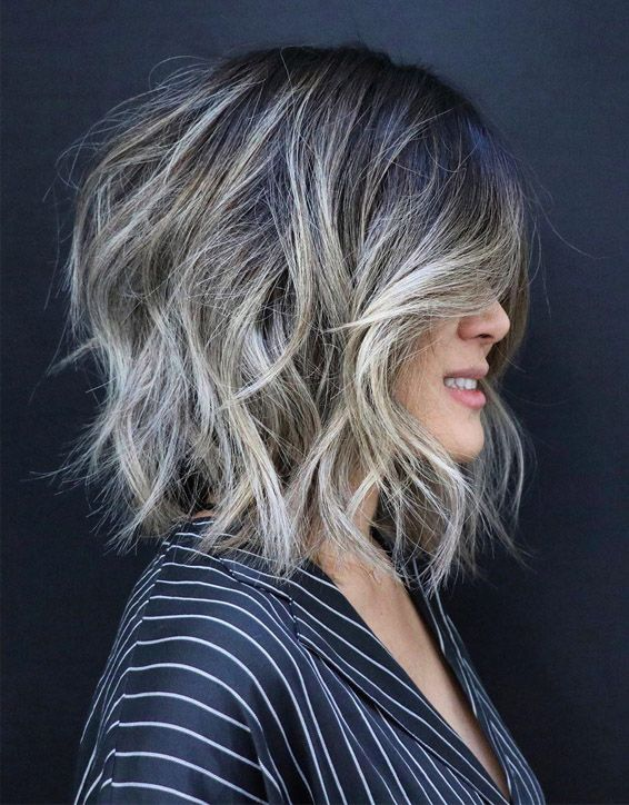 Stunning Lob & Bob Haircuts To Copy In 2019