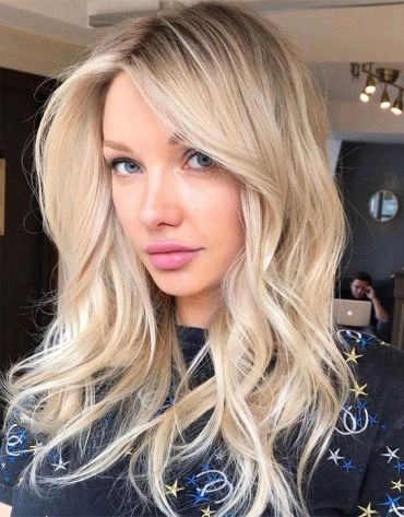 Adorable Blonde Hairstyles to update Your Look In 2019