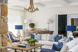 Affordable Blue And White Home Decor Trends for 2091
