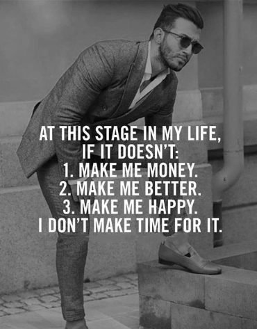 At this Stage in My Life - Best Life Quotes & Sayings
