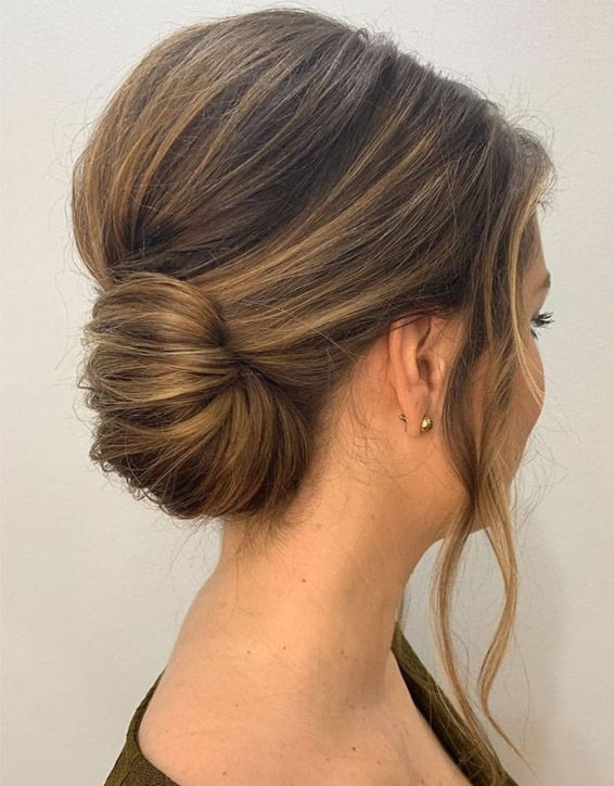 Bridal Hairstyles Ideas for Medium Length Hair