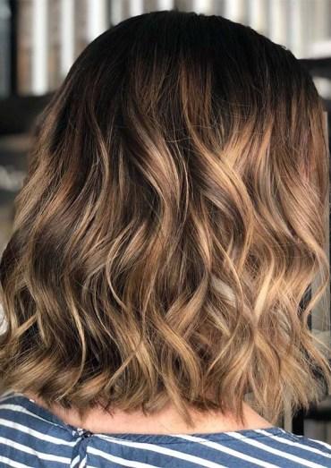 Bronde Balayage Hair Color Shades for 2019
