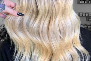 Butter blonde hair color ideas to follow in 2019