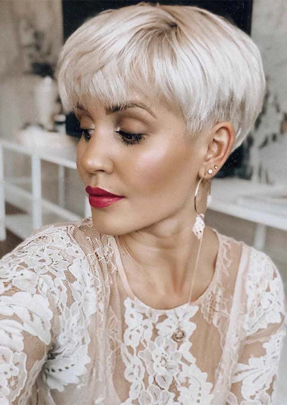 Celebrity Inspired Short Pixie Haircuts' for 2019