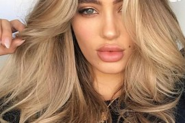 Favorite Blends Of Balayage Hair Colors in 2019