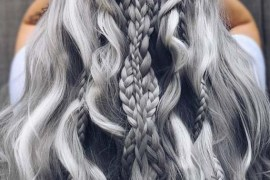 Incredible Braided Hairstyles for Long Hair in 2019