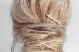 Modern Wedding Hairstyles Trend for the Year of 2019