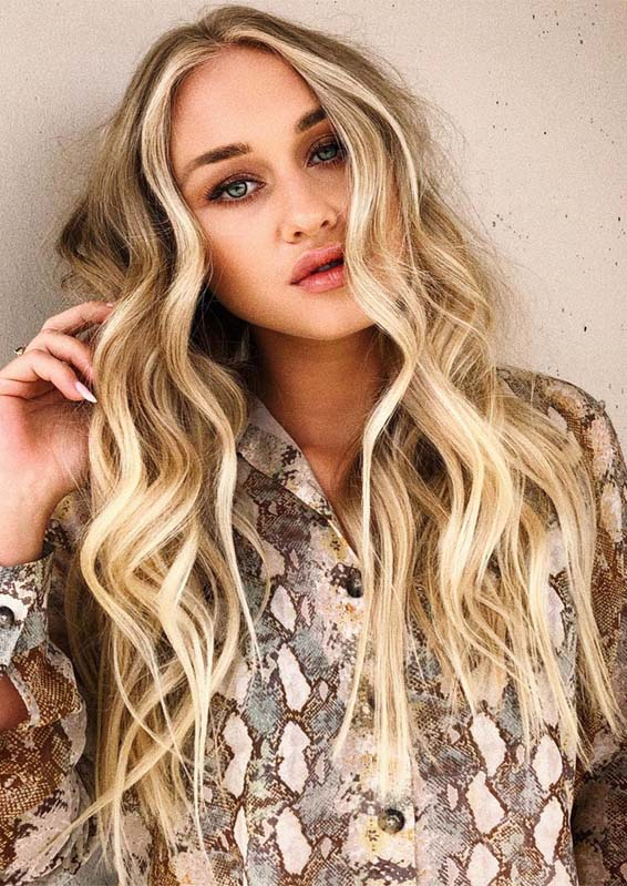 Obsessed Beach Blonde Hair Color Shades for 2019