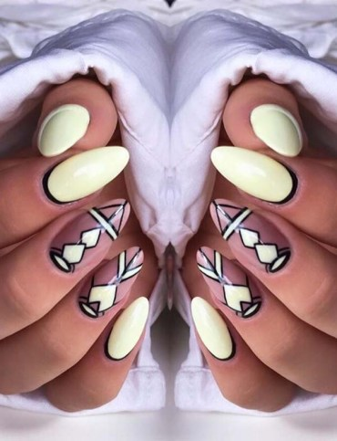 Unique Patterns Of Nail Arts and Images in 2019