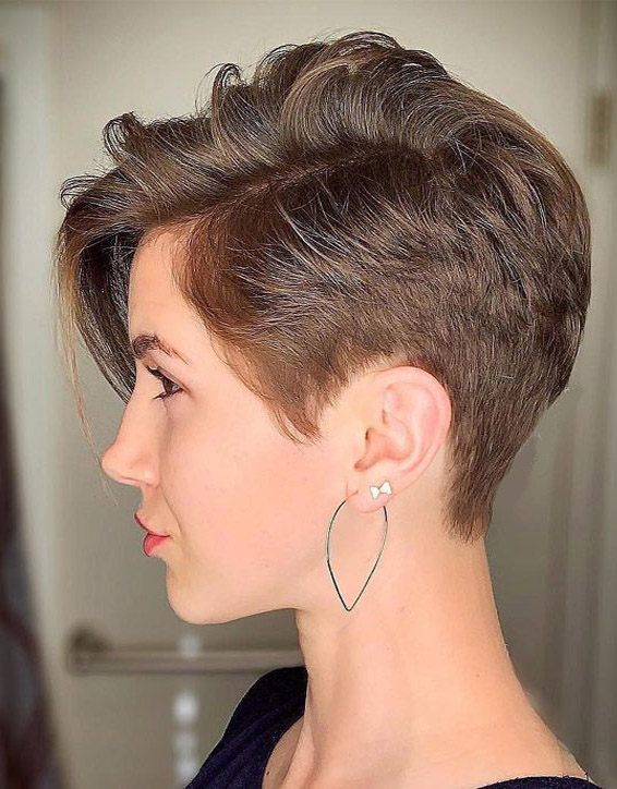 Wonderful Short Haircuts Trend for Superior Girls
