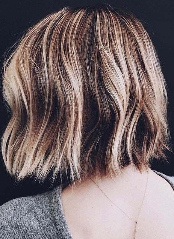 Awesome Ideas Of Bob Haircuts for Women 2019